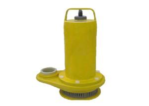 耐蝕耐熱水中ポンプLC-HC