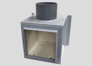 塩ビ製消音ボックス