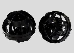 球状接触材(160A)